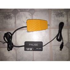 Foot Pedal Pause Controller